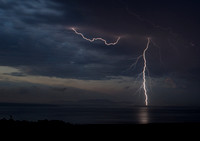 Lighting up the San Juan Islands with Lightning